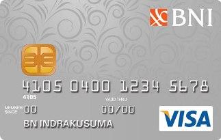 Informasi Kartu Kredit BNI Visa Silver | pilihkartu.com