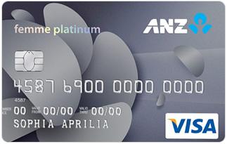 Info Kartu Kredit ANZ Femme Platinum | pilihkaru.com