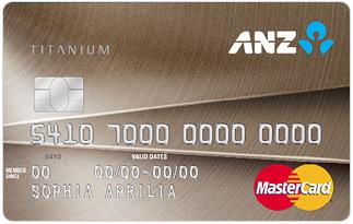Info Kartu Kredit ANZ Titanium | pilihkartu.com
