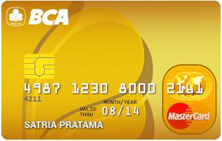 Info Kartu Kredit BCA Master Card Gold | pilihkartu.com