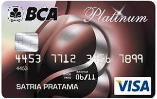 Info Kartu Kredit BCA Visa Platinum | pilihkartu.com