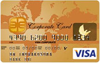 Informasi Kartu Kredit BNI Visa Corporate | pilihkartu.com