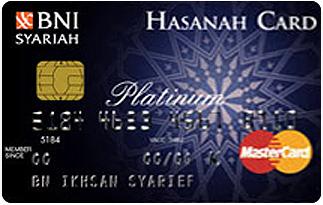 Info Kartu Kredit BNI Hasanah Platinum | pilihkartu.com