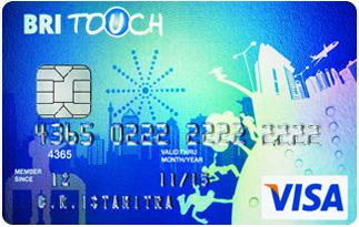 Informasi Kartu Kredit BRI Visa Touch Silver | pilihkartu.com