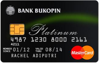 Info Kartu Kredit Bukopin Master Card Platinum | pilihkartu.com