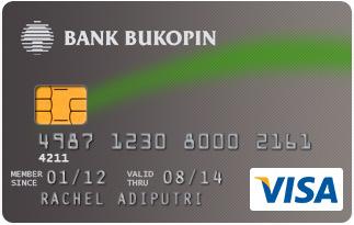 Info Kartu Kredit Bukopin Visa Classic Card | pilihkartu.com