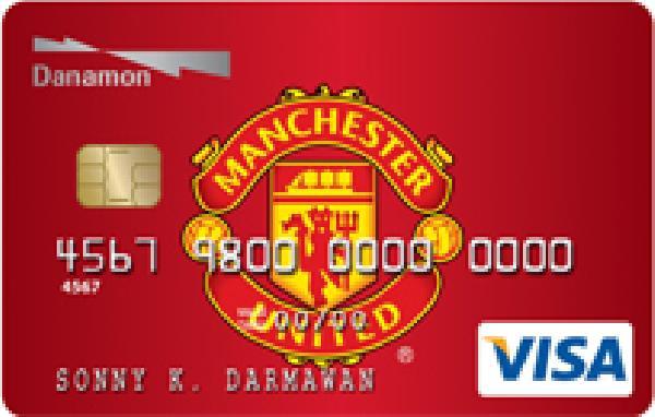 Info Kartu Kredit Danamon Manchester United | pilihkartu.com