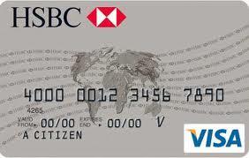 Informasi Kartu Kredit HSBC Visa Classic | pilihkartu.com