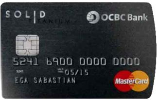 Informasi Kartu Kredit OCBC Solid Platinum | pilihkartu.com