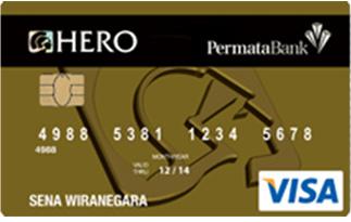 Info Kartu Kredit Permata Hero Gold Card | pilihkartu.com