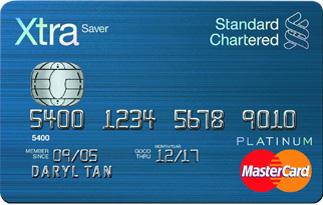 Informasi Kartu kredit Standard Chartered Master card Platinum | pilihkartu.com