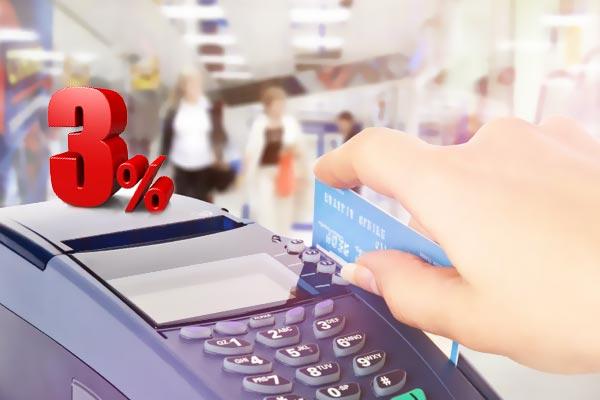 Transaksi Kartu Kredit atau Debit Kena Charge 3%, Begini Cara Melaporkannya!