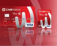 CIMB Niaga Wave n Go: Kartu Kredit Minim Kontak
