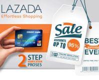 Belanja Dengan Kartu Kredit Lebih Aman di Lazada dengan Two Step Verification Proses