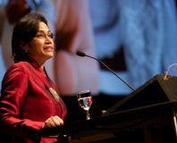 Sri Mulyani Imbau Perbankan untuk 'Melek' Teknologi