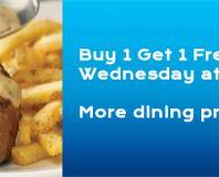 Buy 1 Get 1 di Steakhous dengan Kartu Kredit Citibank