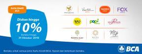 Diskon hingga 10% di Tauzia Hotel dengan Kartu Kredit BCA