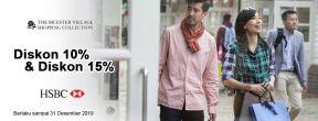 Hemat Hingga 15% untuk Belanja di The Bicester Shopping Village Collection dengan Kartu Kredit HSBC Mastercard
