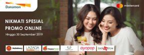 Promo Spesial Belanja Online dengan Kartu Kredit Danamon