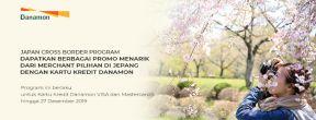 Promo Harga Spesial di Merchant Partner di Jepang
