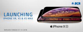 Launching iPhone XR, XS & XS Max di Toko Story-i dengan Kartu Kredit BCA