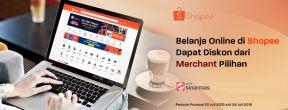 Diskon Merchant Pilihan di Shopee dengan Kartu Kredit Sinarmas