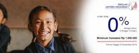 Cicilan 0% di Sekolah Lentera Indonesia dengan Kartu Kredit CIMB Niaga