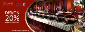 Nikmati Diskon 20% di Angke Restaurant dengan Kartu Kredit Standard Chartered