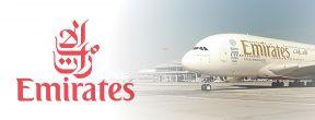 Diskon Hingga 10% untuk Pesan Tiket Emirates dengan Kartu Kredit BRi