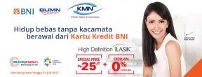 Harga Spesial HD iLASIK dan Promo Cicilan 0% Klinik Mata Nusantara dengan Kartu Kredit BNI