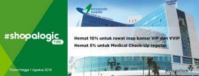 Hemat 10% dengan Kartu Kredit Permata di Mayapada Hospital