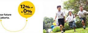 Hemat 12% dan cicilan 0% hingga 6 bulan dengan Maybank Kartu Kredit di ACS Jakarta