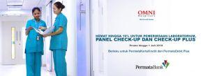 Hemat Hingga 10% di Omni Hospitals dengan Kartu Kredit Permata