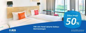 Diskon Hingga 50% di The 101 Hotel Jakarta Sedayu Darmawangsa dengan Kartu Kredit BCA