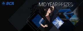 Mid Year Prizes di Grand Indonesia dengan Kartu Kredit BCA