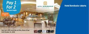 Spesial Diskon di Hotel Borobudur Jakarta dengan Kartu Kredit BCA
