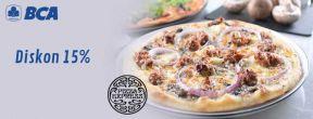 Diskon 15% Pizza Express Menggunakan Kartu Kredit BCA