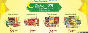Diskon 10% Paket Ramadhan di Family Mart dengan Kartu Kredit BNI