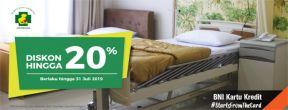 Diskon hingga 20% di RS Hermina Jatinegara dengan Kartu Kredit BNI