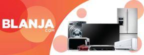 Promo Cicilan 0% di Blanja.com dengan Kartu Kredit BRI
