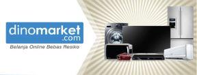 Promo Cicilan 0% di Dinomarket dengan Kartu Kredit BRI