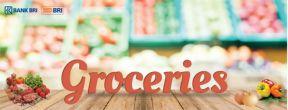 Promo Groceries dengan Kartu Kredit BRI