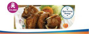 Gratis Ayam Goreng Mentega di Solaria dengan BRI Credit Card