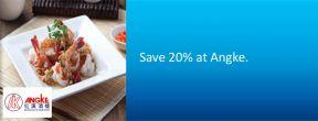 Diskon 20% di Angke Restaurant dengan Kartu Kredit Citi