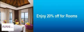 Diskon 20% di Avani Hotel dengan Kartu Kredit Citibank