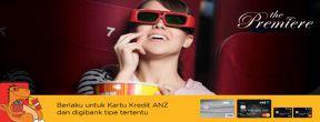 Promo Gratis 1 Tiket Nonton di The Premier XXI dengan Kartu Kredit DIgibank dan Eks ANZ
