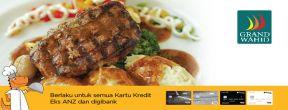 Diskon 40% harga kamar & Diskon 10% F&B di Grand Wahid Hotel Salatiga
