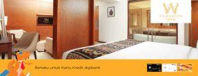 Hemat 55% Pesan Kamar di Wimarion Hotel Semarang dengan Kartu Kredit Digibank