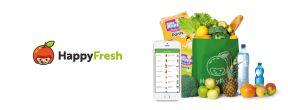 Diskon 25% di Happy Fresh dengan Kartu Kredit BRI Mastercard