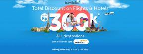 Diskon Hingga 300.000 di Traveloka dengan Kartu Kredit Mandiri